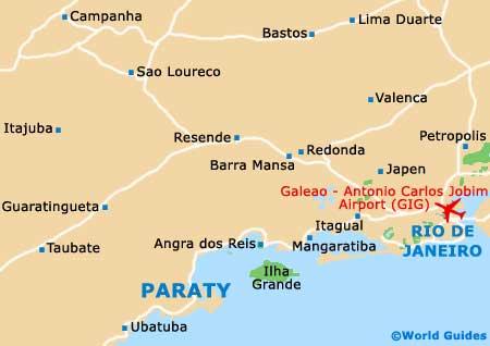 Small Paraty Map