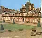 Château de Fontainebleau photograph