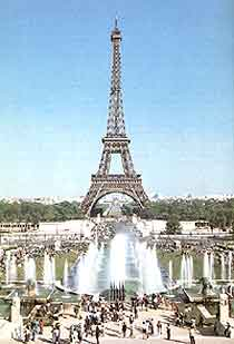 Paris Information and Tourism