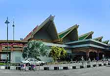 Picture of the Penang International Airport (PEN)