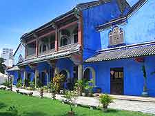 Picture of the Cheong Fatt Tze Mansion