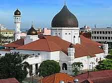 Image of the Kapitan Keling Mosque