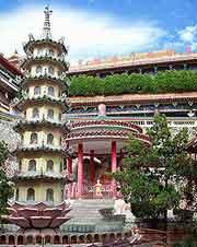 Photo of Pagoda at the Kek Lok Si Temple