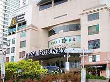 Image of the Gurney Plaza mall