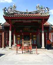 Snake Temple picture