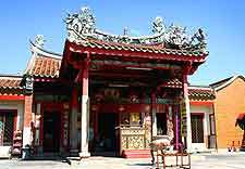 Photo of the Snake Temple