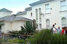 Another view of Penlee House Gallery and Museum, Penzance