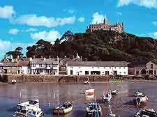 Another view of St. Michael's Mount, Penzance
