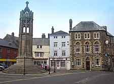 Penzance town centre