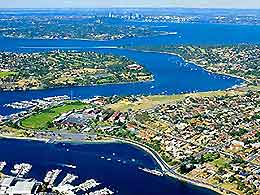 Perth Information and Tourism