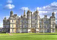 Burghley House photograph