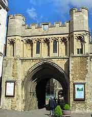 Cathedral Gate photo