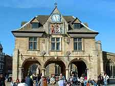 Guildhall (Butter Cross) image
