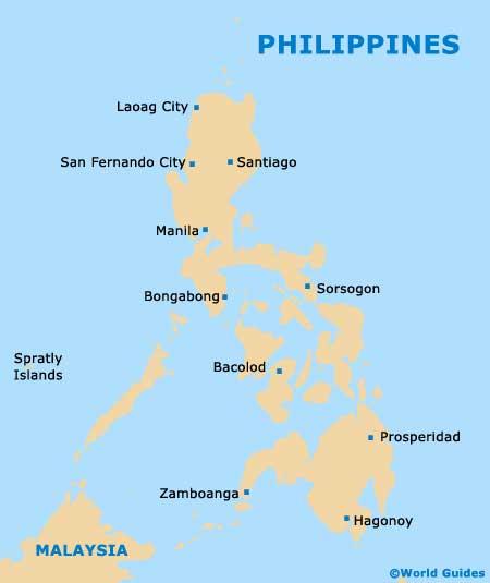Manila Maps and Orientation Manila National Capital Region