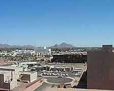 Downtown image of Phoenix