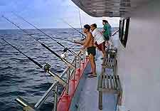 Photo showing sportfishing