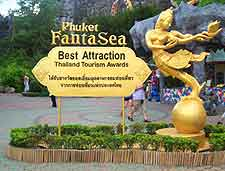 View of entrance to FantaSea