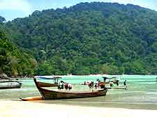Picture of the Surin Islands National Park