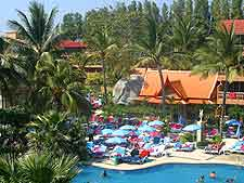 Picture of local resort