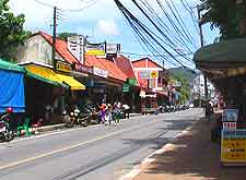 Picture of Phuket city centre