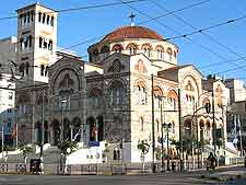 Cathedral of Agia Triada photograph