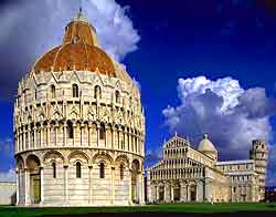 Pisa Attractions Information