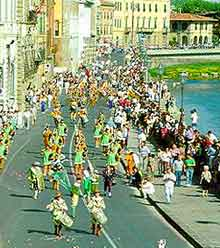 Pisa Events, Festivals and Things to Do
