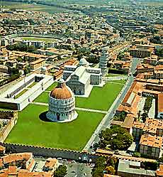 Pisa Information and Tourism