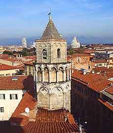 Pisa Restaurants and Dining