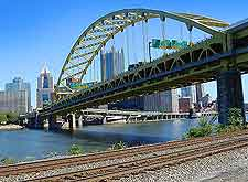 View of Pittsburgh Bridge