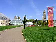 Image of the Phipps Conservatory and Botanical Gardens