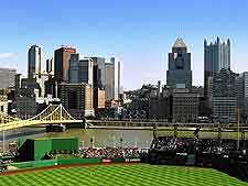 Picture showing the PNC baseball park
