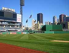 Summer's picture of the PNC Park