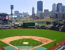 PNC Park skyline view