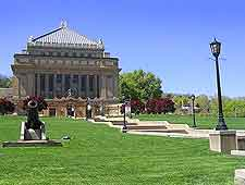 Photo of Soldiers and Sailors National Military Museum Memorial