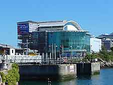 Picture of the National Marine Aquarium