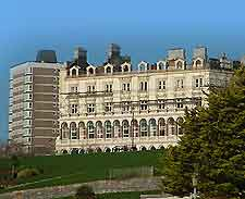 Picture of a popular Plymouth hotel with good views