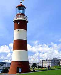 Picture of Plymouth Lighthouse