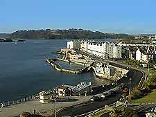 Picture of the Plymouth's waterfront