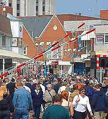 Poole Shopping and Markets