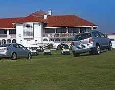 Photo of local golf clubhouse