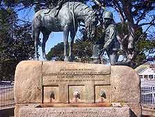 Horse Memorial photograph