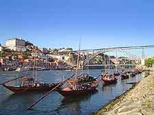 Bridge over Porto's Douro River