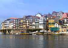 View of Old District of Porto