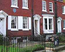 Charles Dickens' Birthplace image