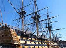 HMS Victory Photograph