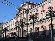 Picture of museum in nearby Naples
