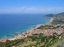 Salerno coastal picture