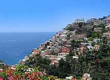 Scenic Photograph of Positano