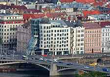 Prague Airport (PRG) Hotels: Photo of riverfront hotels